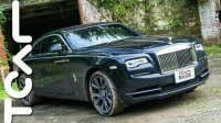 【Tcar試車频道】2020 劳斯莱斯 魅影 Wraith V12 试驾