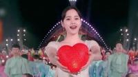 欧阳娜娜《明天会更好》,唱出梦想的声音 央视春晚 20200124