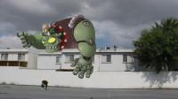 植物大战僵尸:外星人僵尸追来了