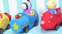 好玩的小汽车过家家玩具