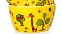 十二星座原创的泡面碗是什么?射手座的长颈鹿造型特别可爱