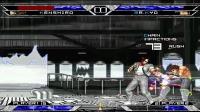 Mugen Kenshiro vs. Mr.Kyo