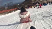 生生解说:富士山滑雪之旅,感受一下风驰电掣的速度