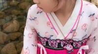 中国汉字带三点水的就一定有水听完女儿的回答真是搞笑了