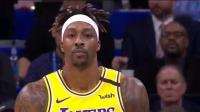 在你头上暴扣!西蒙斯晃过老将霍华德完成上篮暴扣 NBA 19/20赛季 常规赛 洛杉矶湖人VS费城76人 22