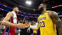 单回合打完进攻效率立马展现,不愧号称紫金王朝 NBA 19/20赛季 常规赛 洛杉矶湖人VS费城76人 22