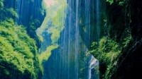 【原创】官鹅沟的飞瀑水帘 国家森林公园  陇南宕昌一游