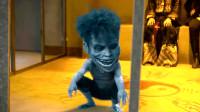 科幻片:小鬼被冥界警察抓进监狱,关了30年,刑满释放才能去投胎
