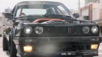 四圆灯I 双肾 I 鲨鱼头 难以抗拒的【老鲨】BMW E30 凶狠!