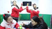 短剧:同学们PK捏黏土动物,做得好有奖励,没想学生捏了自己
