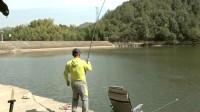 李大毛野钓第一竿,鱼钩就被切断了,这里的鱼真不简单!