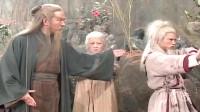 周伯通要杀金轮法王,法王笑了:论单打独斗,你不是我对手