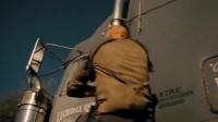 美国动作大片,这货车也太牛了,F35战机把导弹打光硬是没干掉它