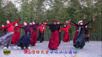 紫竹院广场舞《蓝色天梦》,正在学习,虽然还不熟,但是跳得很美