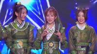 中国达人秀:女团秀国风舞,蒋申谈到十年之约,瞬间泪目!