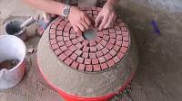 这才是高手,有这技术还要做水泥匠吗?还不如去搞艺术