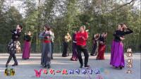 紫竹院广场舞《蓝色天梦》,编舞雨夜老师