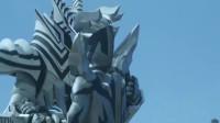 奥特曼:赛罗无限形态也不敌对手,贝利亚定制军团机器人真厉害!
