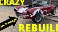 尝试修复自燃的1965年谢尔比Cobra
