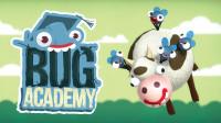虫虫学院01:一群苍蝇把奶牛举高高当保龄球来玩