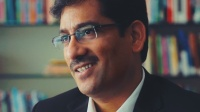 企业广告 让世界充满活力的人 数字化行政篇(印度)-日立