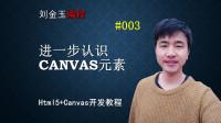 html5+canvas开发#003 canvas元素#刘金玉编程