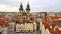 【原创】布拉格老城广场漫步 欧洲最美的城市捷克布拉格