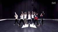 [CHOREOGRAPHY] BTS (防弹少年团) 'Black Swan' Dance Practice