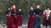 紫竹院广场舞《蓝色天梦》,跳得真美!