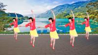 好一支《那里的山那里的水》歌曲动听舞蹈更欢快,美美地跳起来吧