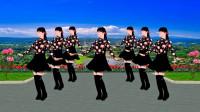 益馨广场舞《忘情牛肉面》火爆热曲32步,时尚又好看,附教学,分享给你