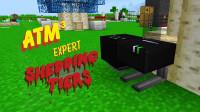 我的世界《All the mods 3 专家版 Ep24 白嫖一时爽》Minecraft多模组生存实况视频 安逸菌解说