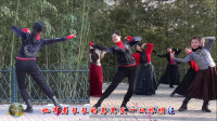 紫竹院广场舞《桥边姑娘》,梦璇老师正反面演示,跳得真美!