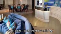 上海黄浦江畔单价25万的江景房,4房2厅5卫,一起参观下