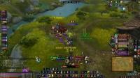 22杀0死, 魔兽世界8.3德鲁伊平衡德鸟德随机战场,阿拉希高地
