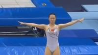 蹦床世界杯阿塞拜疆巴库站:中国选手包揽男女网上个人决赛金牌 新闻30分 20200217