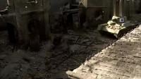 影视:八路军在废墟中,意外捡到一把狙击枪,干掉了整支日军!