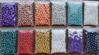 用五彩小珠子混合史莱姆,无硼砂,会怎么样
