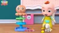 超级宝贝:宝贝玩玩具,好玩有趣,相当的嗨皮