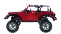 LEGO乐高积木玩具CaDa系列C61006冒险越野车套装速拼
