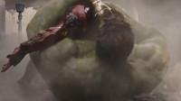 钢铁侠:托尼扛着核弹冲入天空,差点没了钢铁侠3,多亏浩克这一吼