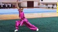 2005年全国青少年武术套路冠军赛 女子规定拳 001 女子少年规定拳