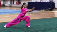 2005年全国青少年武术套路冠军赛 女子规定拳 002 女子少年规定拳