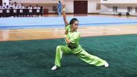 2005年全国青少年武术套路冠军赛 女子规定拳 003 女子少年规定拳