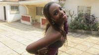 中非通婚现象普遍,看看非洲姑娘渴望的眼神,你就明白了!