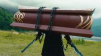 伏魔罗汉: 背棺血魔铁链缠身背这爱妻棺裹寻仇,大战高手大开杀戒