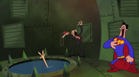 趣味动画:超人糟糕的一天
