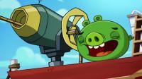 趣味动画:小猪的海边生活