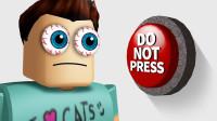 小飞象解说✘Roblox按钮模拟器2 可怕的按钮,一旦按下就会触发自然灾害!乐高小游戏