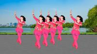 广场舞《阿瓦人民唱新歌》简单又好看的动作,顺便听听经典的老歌